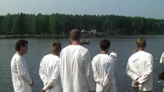 """Крещение в Асбестовской церкви """"Любовь Христа"""""""