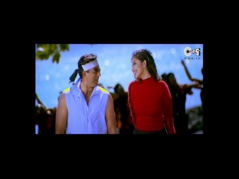 Ek Ladki Jiski Aankhen Yeh Kehti Hai - Champion - Sunny Deol & Manisha Koirala