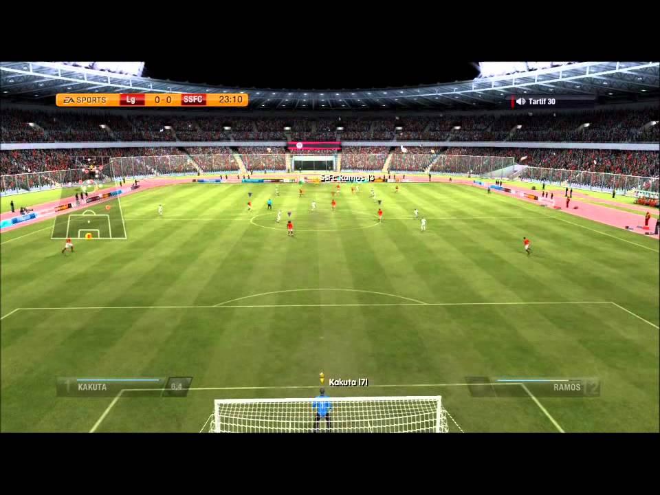 Download Los Goaleadors vs Shooting Starzz FC (2ème mi-temps).wmv