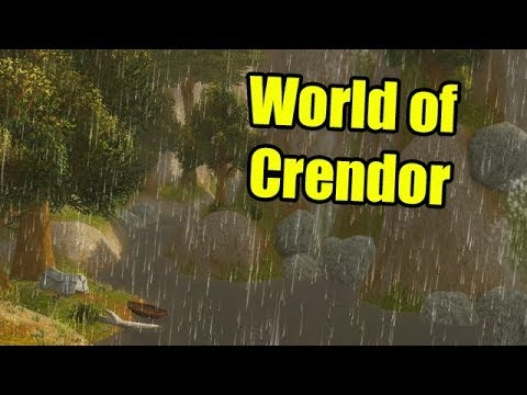 World of Crendor: 7.3.5 Leveling Changes, Fictional Worlds, Favorite Movie, and More!