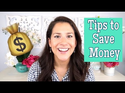 MONEY SAVING TIPS: How we stay DEBT FREE, FAMILY OF 6 with ONE INCOME!!!