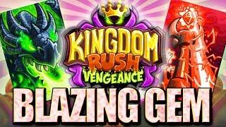 NAJMOCNIEJSZY BOHATER || SMOK  BERESAD || #011 | Kingdom Rush Vengeance | PL