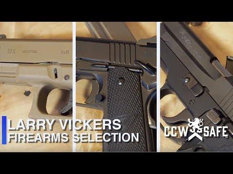 Larry Vickers on Firearm Selection