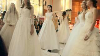 Свадебное платье 2017. Модный показ Volga Wedding Fashion Show