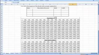 How to Calculate present value of a Bond