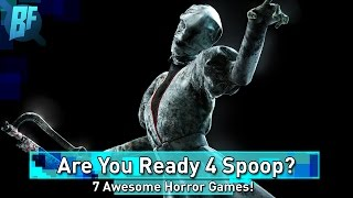 Top 7 Horror Games You Should DEFINITELY Play this Halloween
