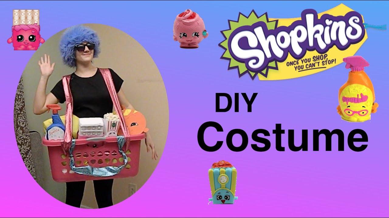 Shopkins DIY Costume - YouTube