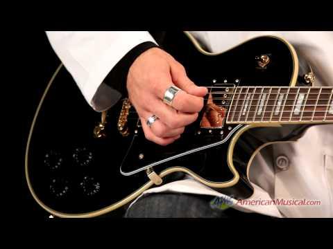 Epiphone Les Paul Custom Pro Electric Guitar - Epiphone Les Paul Custom Pro