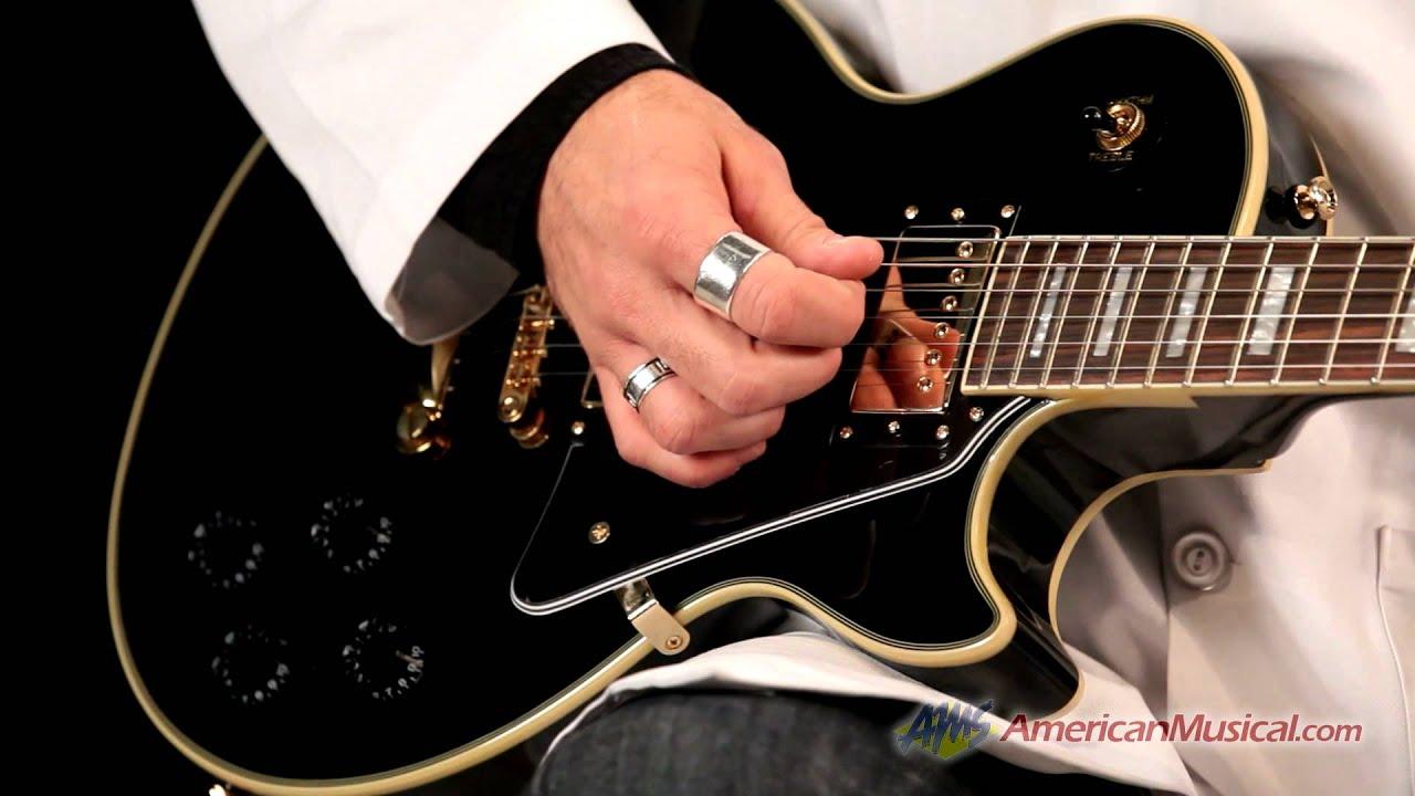 Epiphone Les Paul Custom Pro Electric Guitar Epiphone