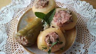 Dolma plats algériens by Hadjer Cuisine