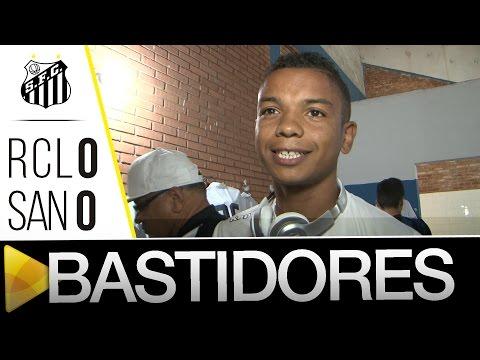 Rio Claro 0 x 0 Santos | BASTIDORES | Paulistão (20/03/16)