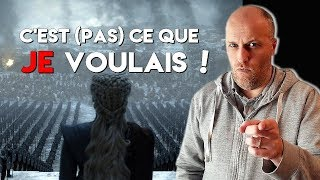 GAME OF THRONES - Saison 8 Episode 5 - Pourquoi tant de rage ?