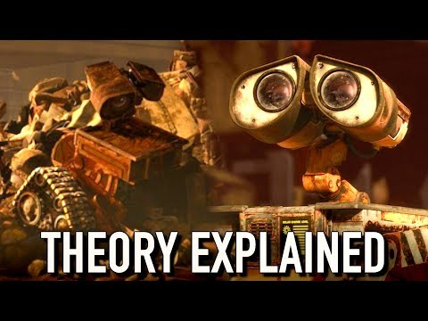 Why Is WALL·E The Last Robot On Earth? | WALL·E Explained