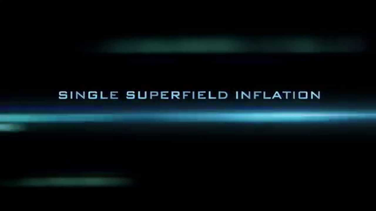 Single Superfield Inflation