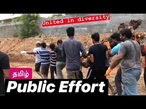 Repeat Pond Cleaning||Public Effort||Thiri Kulam||Manapakkam|Tamil