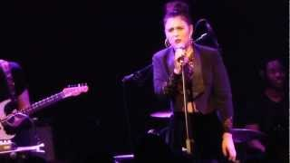 Jessie Ware - Still Love Me LIVE HD (2012) Los Angeles Bootleg Theater