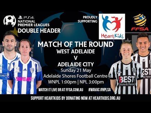 WNPL West Adelaide versus Adelaide City