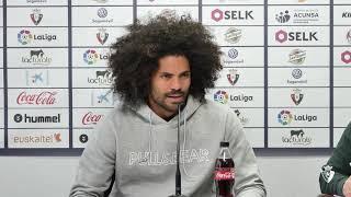 """Aridane: """"Tenemos que ir con la mentalidad de que se la están jugando igual que nosotros"""""""