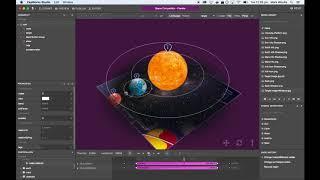 الواقع المعزز التعليمي - إنشاء صغير ع النظام الشمسي