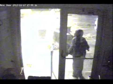 Attempted Breaking and Entering--Help Needed Identifying