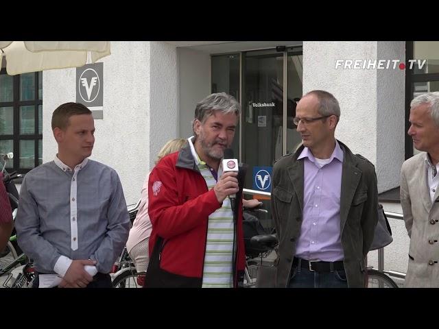 Süd-Tiroler Freiheit im Pustertal stellt Kandidaten und Programm vor