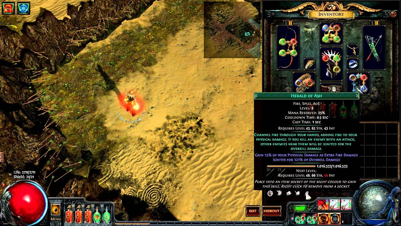 the cheapest discount authorized site Path of Exile - Charakter Guide - Tornado Shot Rangerin (Deutsch)