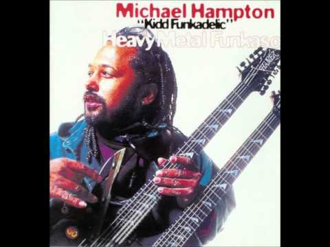TRYIN TO GET OUT DIS WORLD ALIVE-MICHAEL HAMPTON