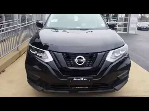 Black 2017 NISSAN ROGUE: ROGUE ONE STAR WARS LIMITED EDITION Chicago