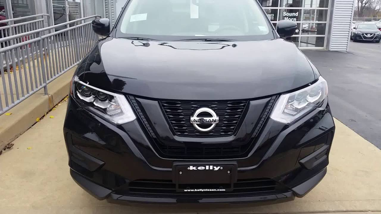 Black 2017 Nissan Rogue One Star Wars Limited Edition Chicago You