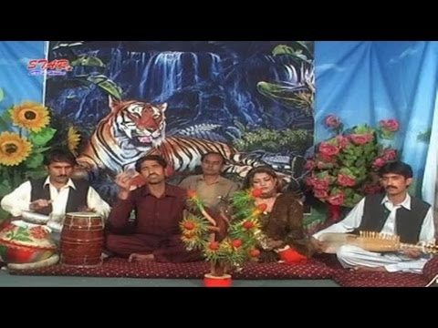 Wara Wara Pa Chi - Wagma And Seth Pardesi - Pashto Regional Song With Dance