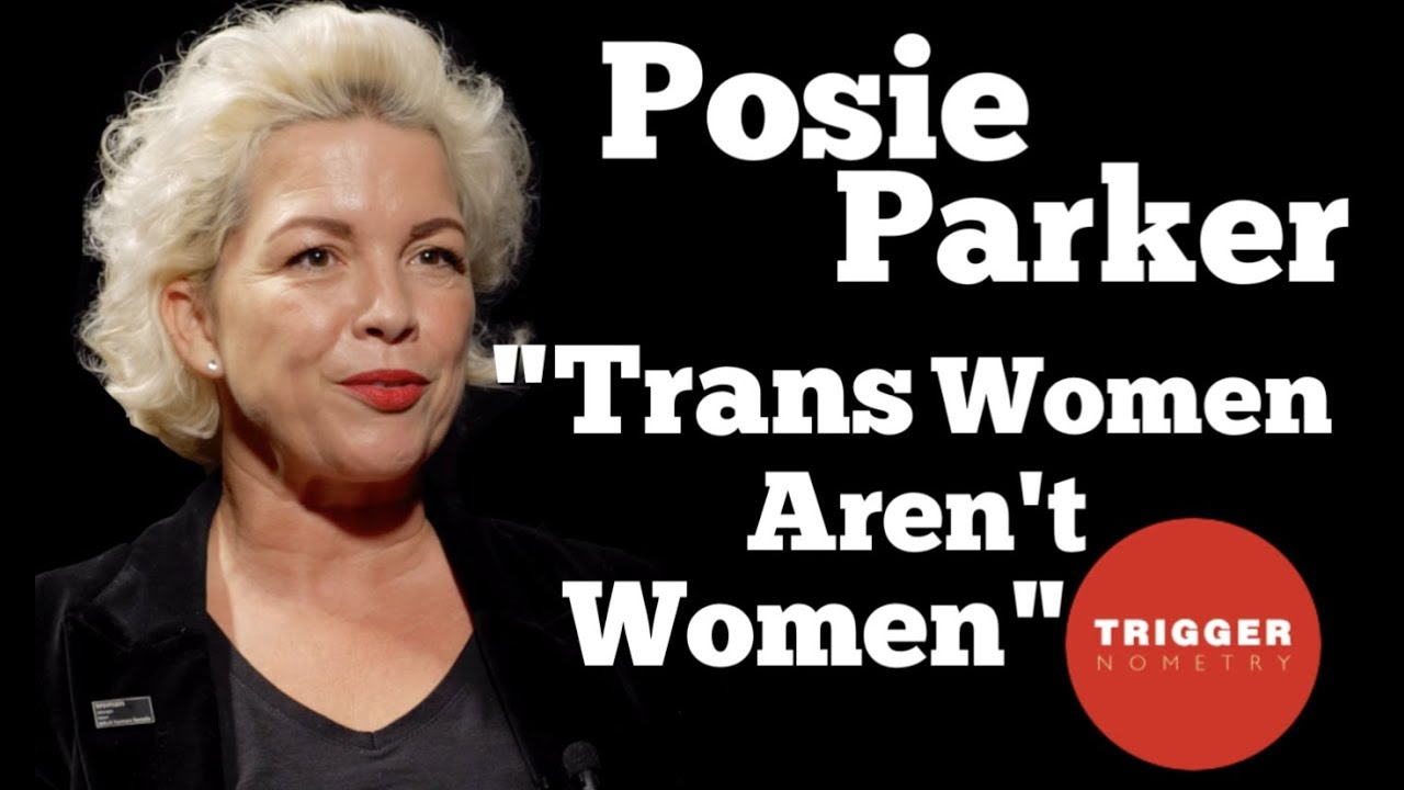 YouTube Censored My Interview With Posie Parker