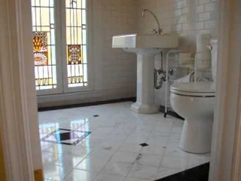 Small bathroom floor tile decorating ideas