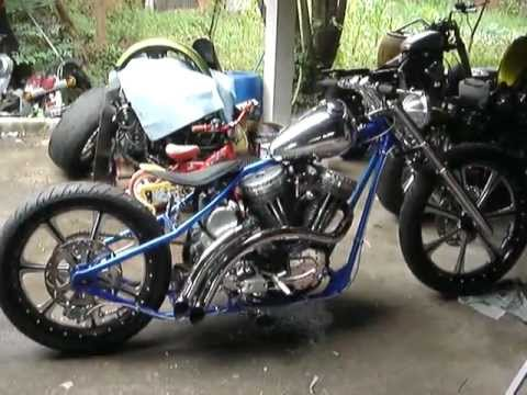 West Coast Choppers WCC CFL 140` indian powerplus motor done by SPEED-D com  by speeddproshop