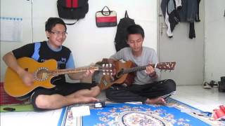 Boyzone - Everyday I Love You (Acoustic Cover feat. Fachmi Wiriadinata)