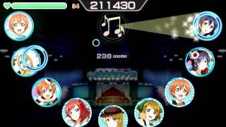 Video ラブライブ! スクフェス Super LOVE=Super LIVE! HARD Full Combo download MP3, 3GP, MP4, WEBM, AVI, FLV November 2017