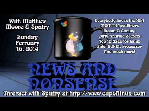 Sunday Night News and Nonsense     February 16, 2014