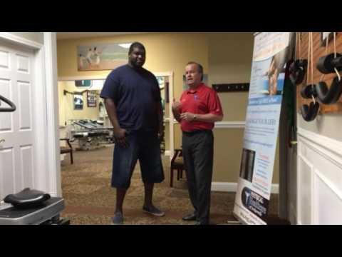 """NFL Veteran """"Big"""" John Henderson Interview Before Stem Cell"""