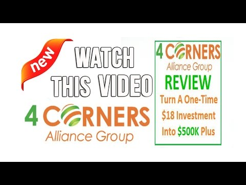 4 Corners Alliance Group Presentation l The Power of 100% Matching Commission l 2015