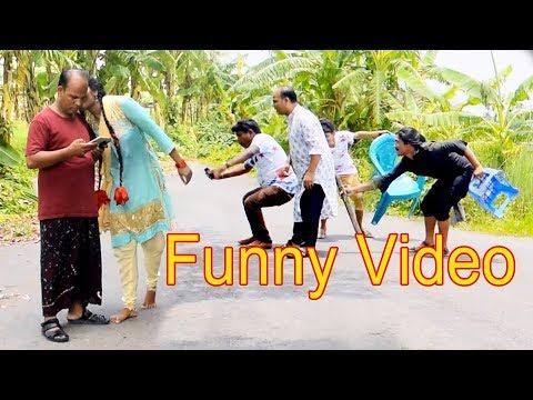 Must Watch Funny😂😂Comedy Videos 2019 Full Bindas Fun By Raj BD