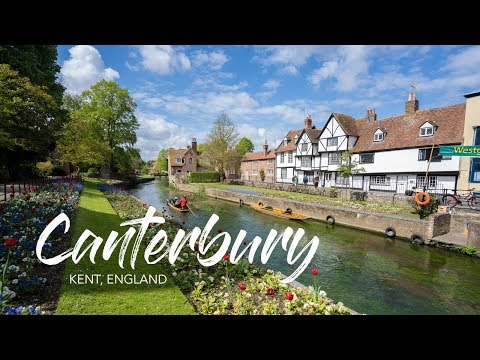 Travelling to CANTERBURY🏴󠁧󠁢󠁥󠁮󠁧󠁿KENT  |  2 Days Travel Guide | Vlog