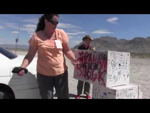 """Area 51 Mailbox"" Postal Worker Interview"