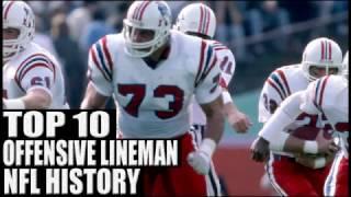 Top 10 Best Offensive Lineman in NFL History