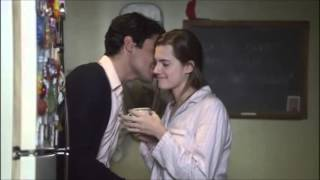 Charlie and Marnie: I just blew up a kiss on you