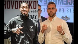 WBO ORDERS DEMETRIUS ANDRADE VS BILLY JOE SAUNDERS