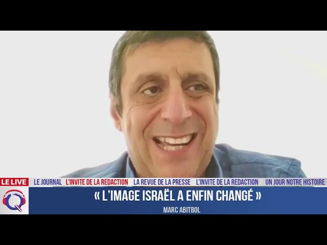 « L'image Israël a enfin changé » - L'invité du 5 septembre 2021