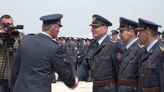 Obeležen Dan Vojske Srbije