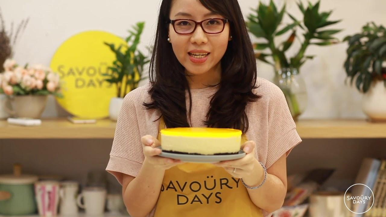 HỌC LÀM BÁNH ONLINE với Linh Trang Savoury days – BÁNH KHÔNG CẦN LÒ