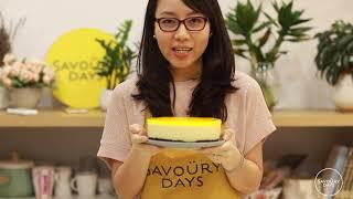 HỌC LÀM BÁNH ONLINE với Linh Trang Savoury days - BÁNH KHÔNG CẦN LÒ