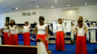 JSBC Dance Ministry-Grateful(part1)