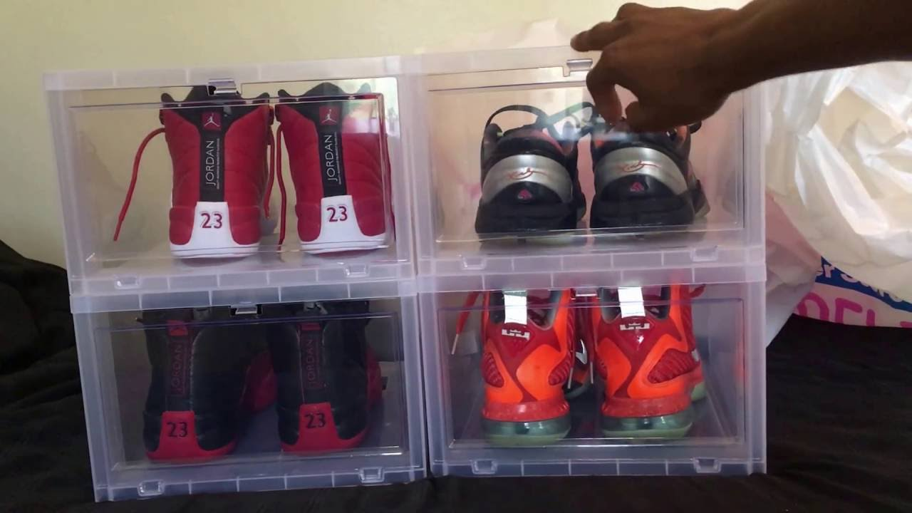 BEST WAY TO STORE / ORGANIZE YOUR SNEAKERS!? Nice Look